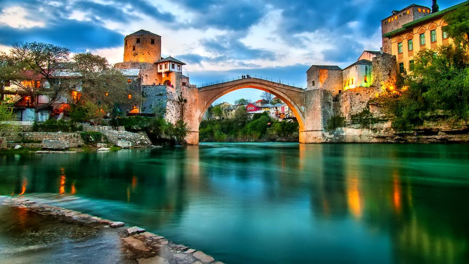 Mostar'da Gezilecek Yerler